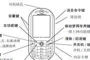 摩托罗拉E2手机使用说明书