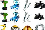 个性机械工具图标png+ico下载