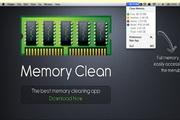 清理内存工具Memory Clean For MacLOGO