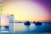 唯美海滨风景桌面壁纸