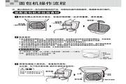 美的EHS15AP-PR面包机使用说明书