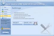 Acer Aspire ONE KAV10 Drivers Utility 官方版