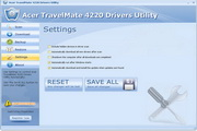 Acer TravelMate 4220 Drivers Utility
