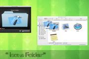 Icona Folder for MAC 绿色下载