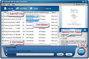iPubsoft PDF to ePub Converter
