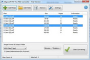 Mgosoft PDF To JPEG SDK