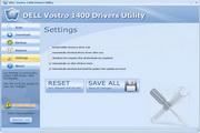 DELL Vostro 1400 Drivers Utility