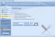 HP DESKJET F4440 Driver Utility