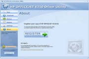 HP OFFICEJET 6210 Driver Utility