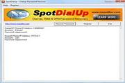 SpotDialup Password RecoverLOGO
