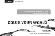 TCL王牌LE46F6810液晶彩电使用说明书