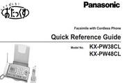 松下 KX-PW38CL/KX-PW48CL传真机说明书LOGO