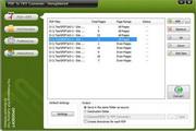 Opoosoft PDF To TIFF ( GUI + Command Line )