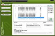 Opoosoft PDF Split-Merge ( GUI + Command Line )LOGO