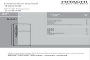 日立R-Z437电冰箱说明书