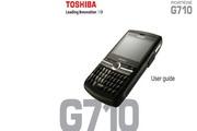东芝Portégé G710手机使用说明书