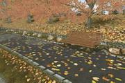 Autumn Time 3D Screensaver