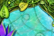 Nature Paintings Free Screensaver