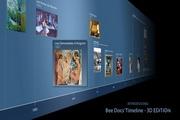 Timeline 3D for MAC