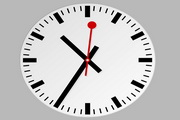 Swiss ClockLOGO