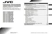 JVC胜利AV-2106YE彩电使用手册LOGO