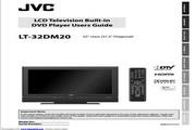 JVC胜利LT-32DM20液晶电视使用手册