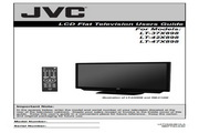 JVC胜利LT-47X898液晶平板电视使用手册LOGO