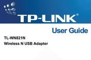 TP-LINK TL-WN821N无线网卡用户手册