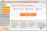 Webcam Drivers For Windows XP UtilityLOGO