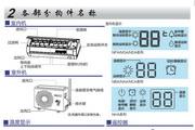 海尔KFR-32GW/06NGA23A(粉)家用空调使用安装说明书