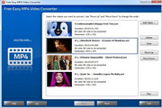 Free Easy MP4 Video Converter