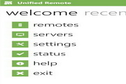 电脑遥控器 Unified Remote For WP