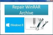 Repair WinRAR Archive