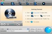 Bigasoft VOB to WebM Converter for Mac