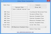 Zulu Time ConverterLOGO