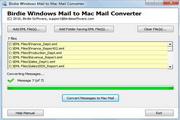 Windows Live Mail to Thunderbird