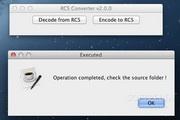 RCS Converter