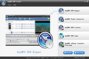 AnyMP4 DVD Toolkit