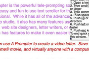 A Prompter For MacLOGO