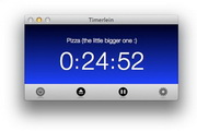 Timerlein For Mac