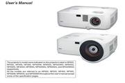 NEC NP600投影机说明书