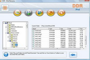 iPod Data Recovery Tool