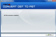 Convert OST to Outlook PSTLOGO