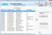 Employee Tour and Training Management Software 安全下载