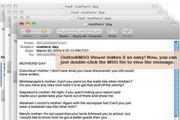 Outlook MSG Viewer For MacLOGO
