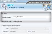 MSI to EXE creator