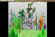 3D Oikawa Fish Screensaver