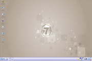 ALT Linux TDE For LinuxLOGO