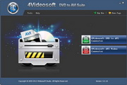 4Videosoft DVD to AVI Suite