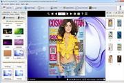 Sunset Theme for Boxoft PDF to Flipbook Pro